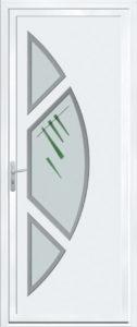 Dupont Habitat - Porte d'entrée