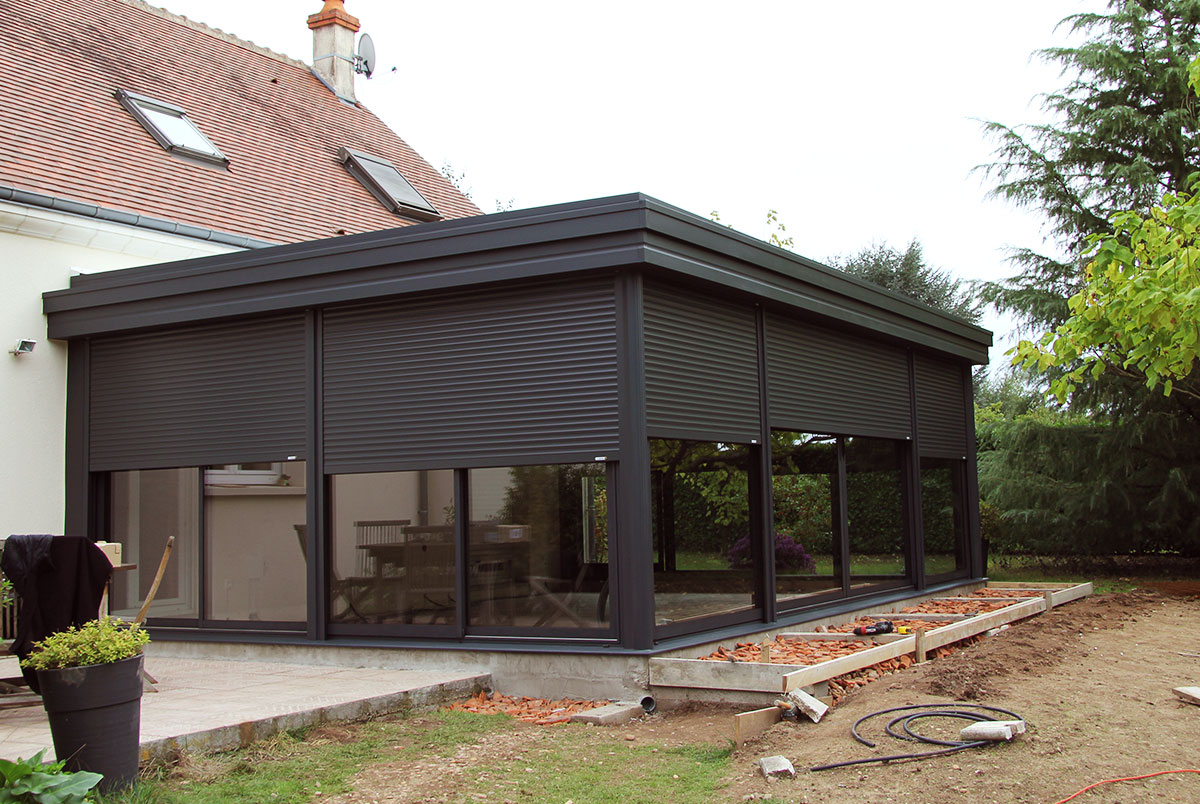Dupont Habitat - Veranda