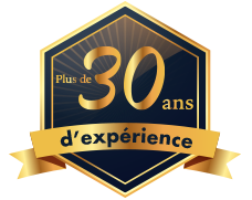 25 ans d'experience